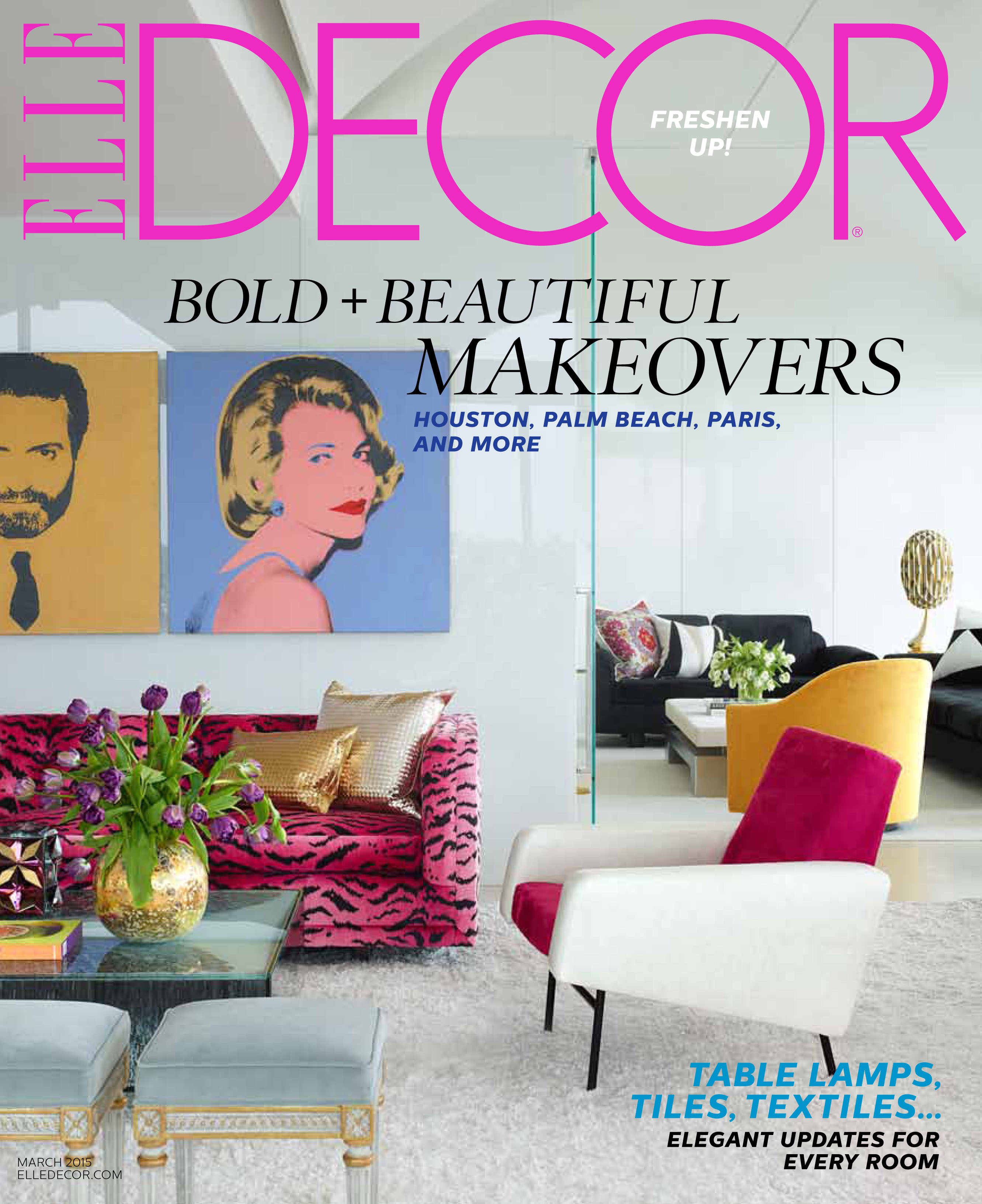 Elle Decor March 2015