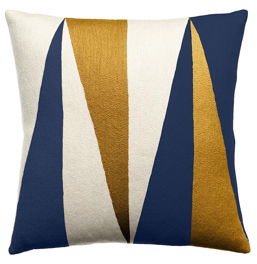 Navy Blue And Gold Throw Pillows Alepsicom For