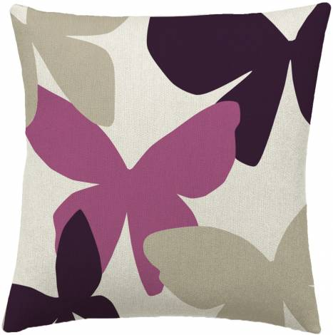 Made to Order Butterflies Made to Order cream/fuchsia/aubergine/oyster